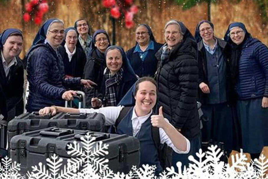 Christmas Concerts 2020 Cleveland Ohio Daughters of St. Paul Virtual Christmas Concert | December 03