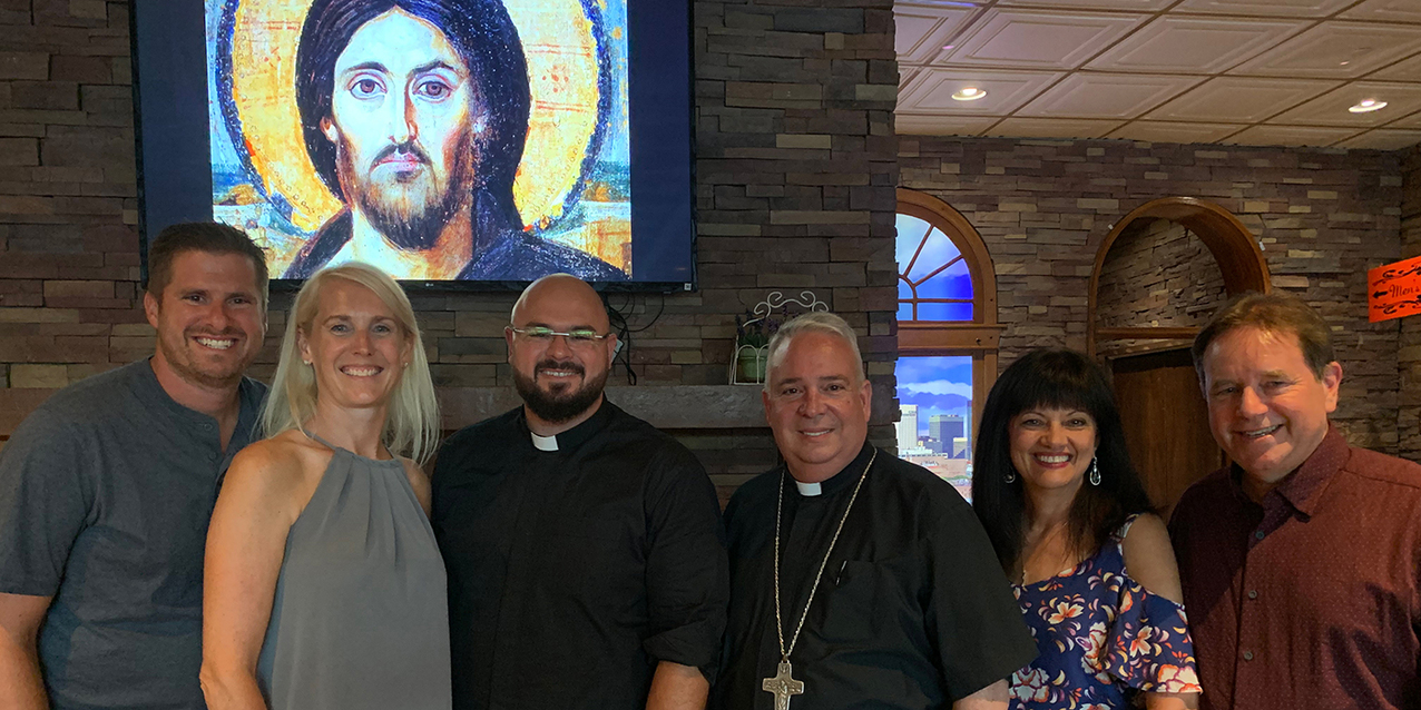 #weGiveCatholic on Dec. 3 helps grow ministry to married couples