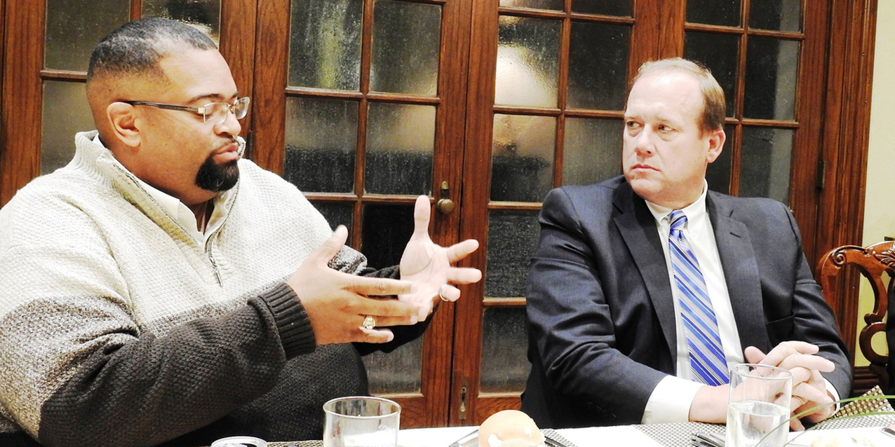 Interfaith leaders share thoughts, ideas on combating racism