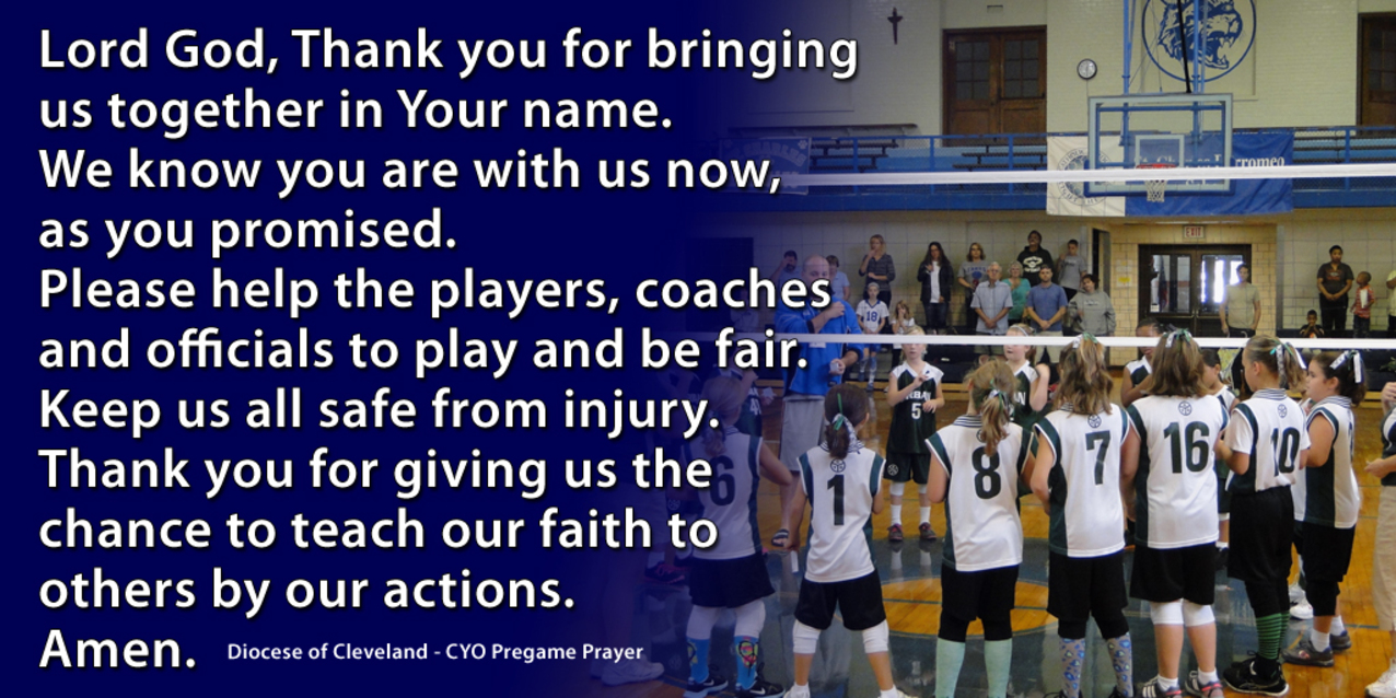 Cyo Prepares To Operate Fun Safe Sports Programs With A Focus On Faith Amid The Pandemic