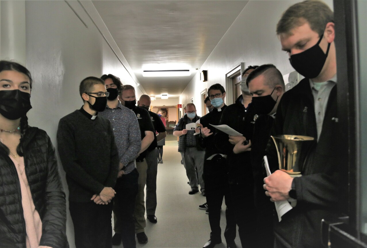 Major renovation begins on Saint Mary Seminary residence wing