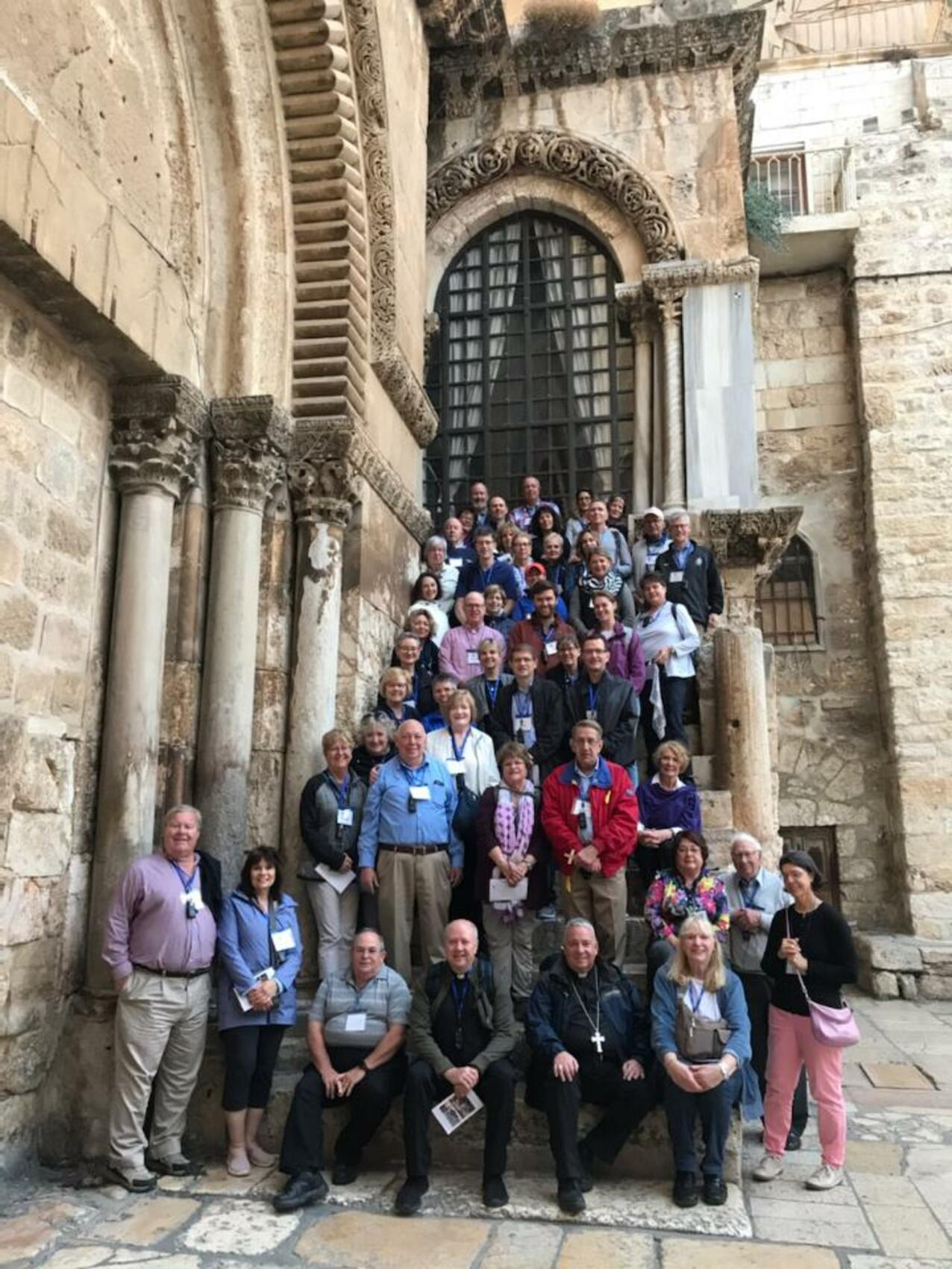 Pilgrimage to the Holy Land - Day 8: Sacred sites ...