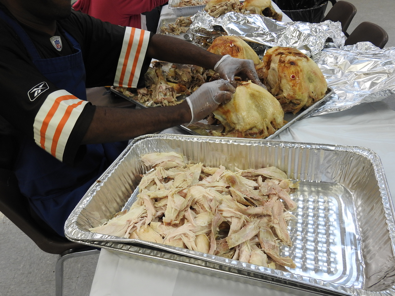 Volunteers, donations needed to help St. Augustine Hunger Center prepare, deliver 12,000 Thanksgiving meals
