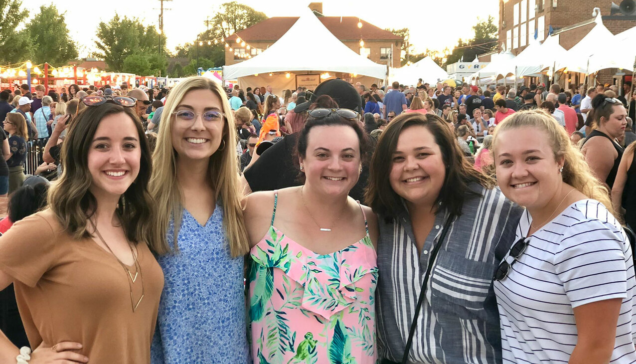 Family, faith and fun come together for parish festival season