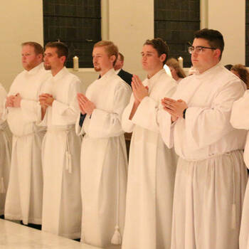 Vocations & Seminaries