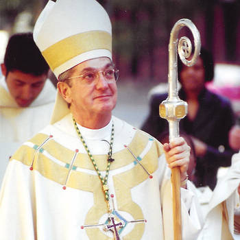 Bishop Pilla