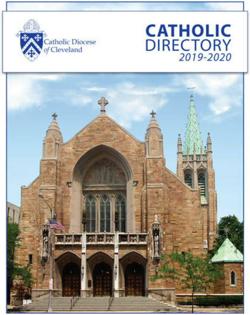 Catholic directory 2019 cover