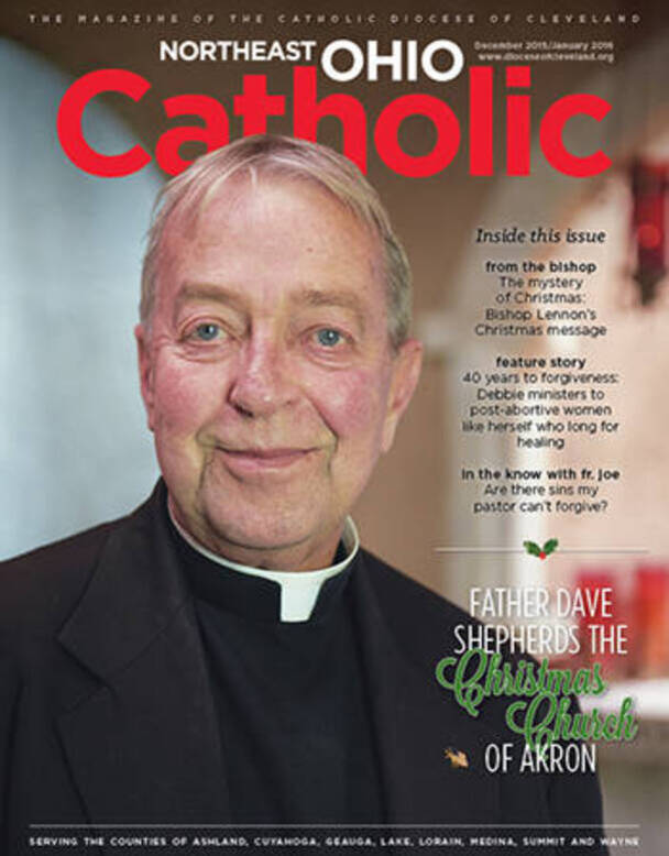 Northeast ohio catholic december 2015