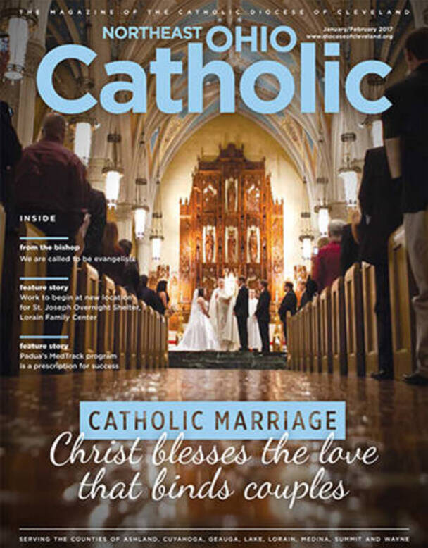 Northeast ohio catholic january 2017