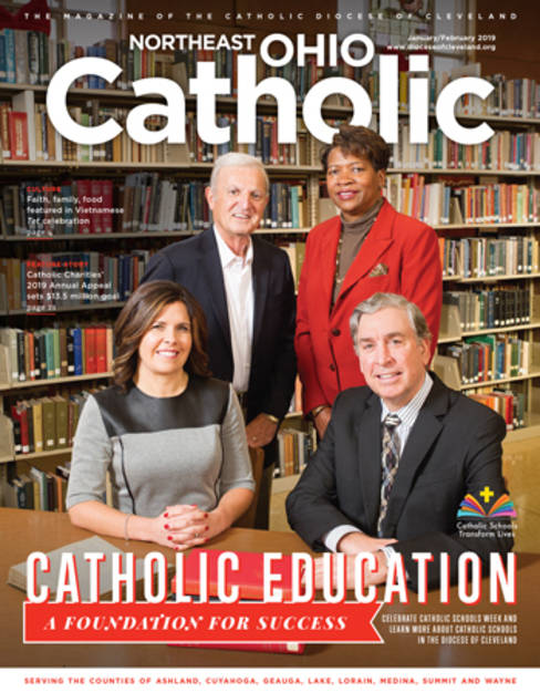 Northeast ohio catholic january 2019