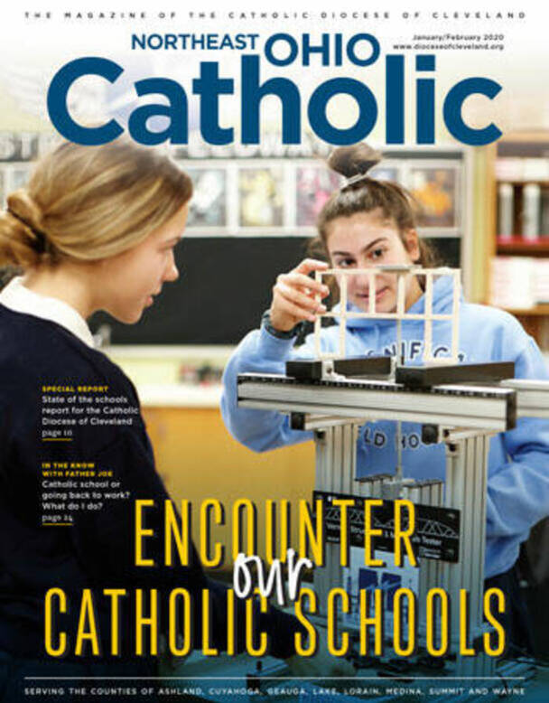 Northeast ohio catholic january 20203