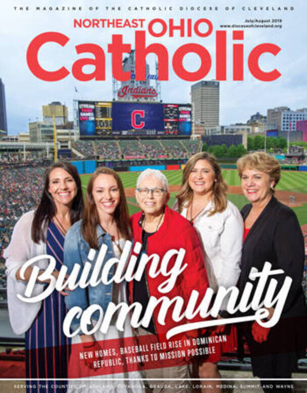 Northeast ohio catholic july 2019
