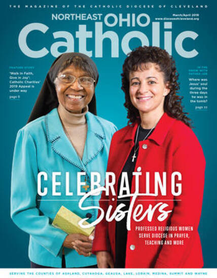 Northeast ohio catholic march 20193