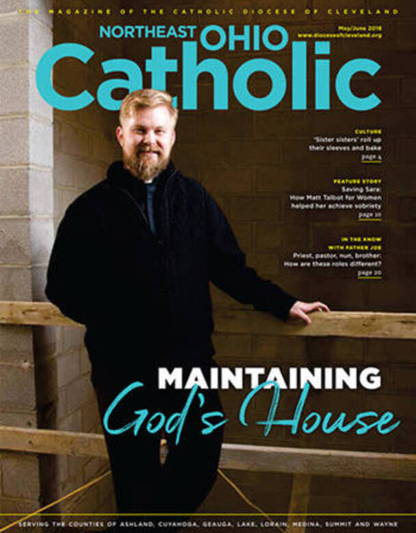 Northeast ohio catholic may 2018