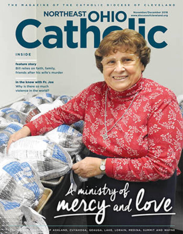 Northeast ohio catholic november 2016