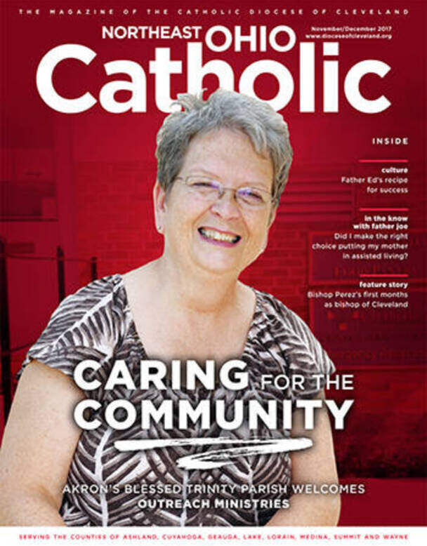 Northeast ohio catholic november 2017
