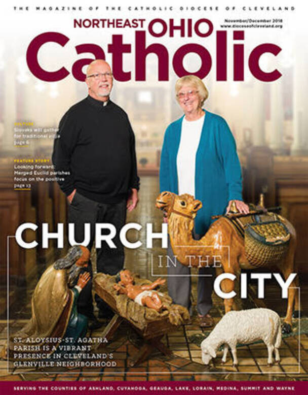 Northeast ohio catholic november 2018