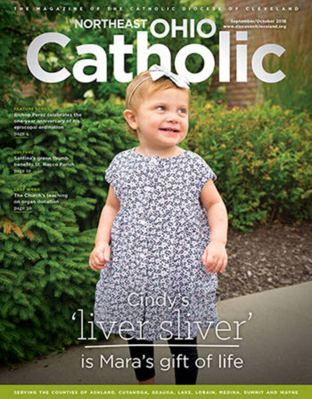 Northeast ohio catholic september 2018